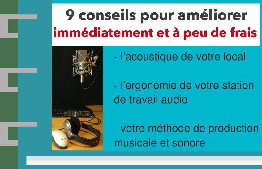 9conseils new plan sonore Comment choisir une table de mixage