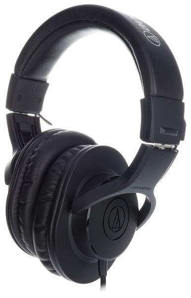 casque audio audiotechnica