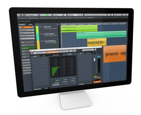 Comment choisir son logiciel audio plan sonore for Choisir son ecran