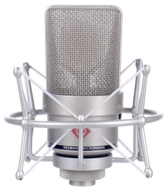 le microphone Neumann TLM103