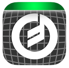animoog logo ipad