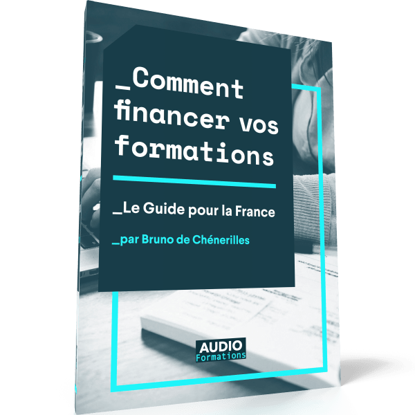 Guide gratuit - comment financer vos formations