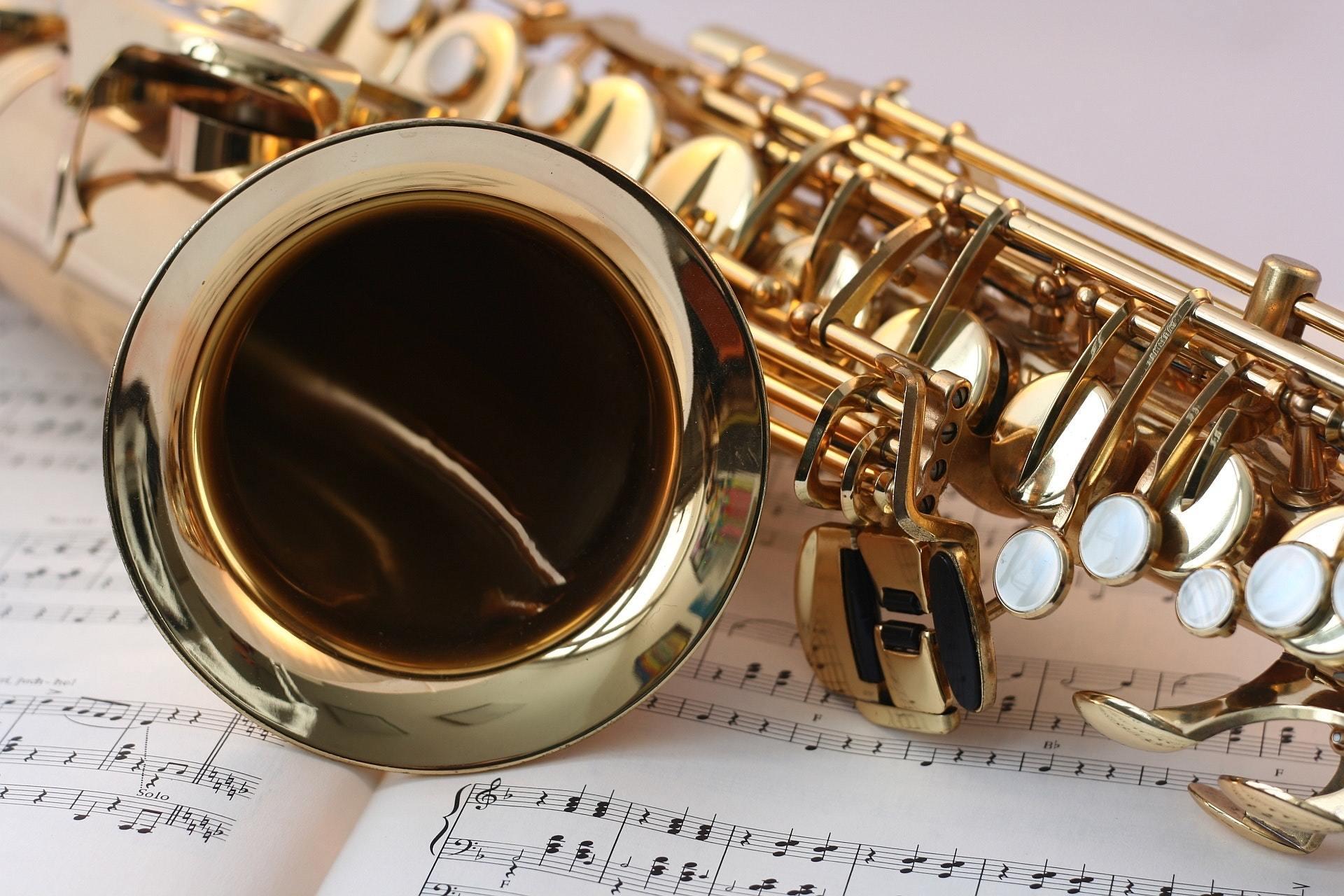 prise de son du saxophone