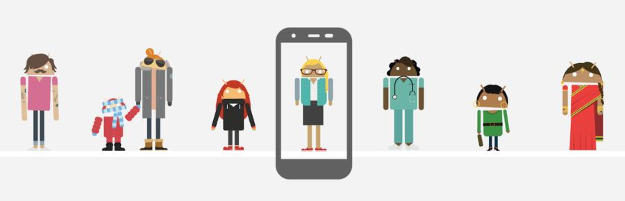 podcast audio - le marché androïd