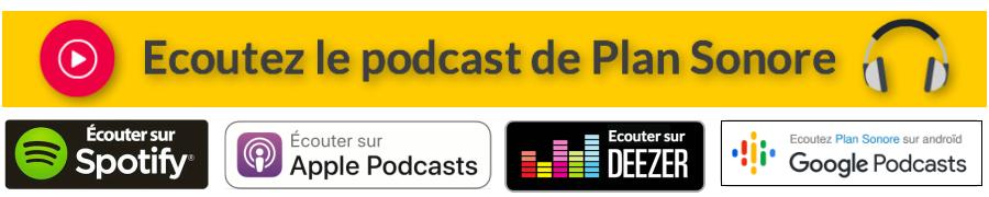 Ecoutez Plan Sonore sur toutes les plateformes de podcast