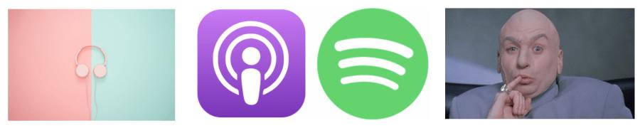 marketing podcasts - Les podcasts audio sur le web