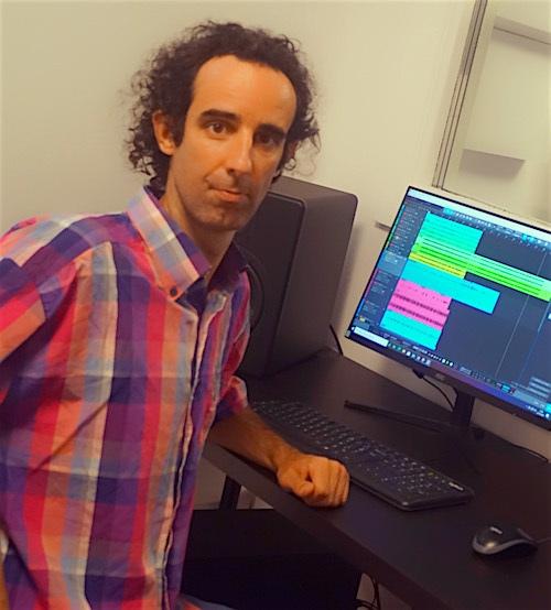 production musicale home studio - David Longuet