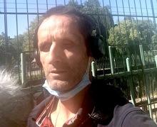 Sebastien Chauveau, journaliste audio et non-voyant