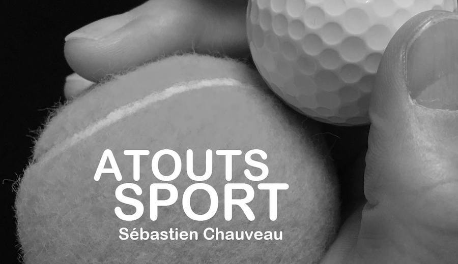Le podcast Atouts Sport par Sebastien Chauveau, journaliste audio et non-voyant