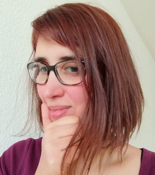 Portrait de Céline Witschard, spécialiste de l'accessibilité