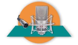 Master classes Audio - un micro de studio Neumann et son câble